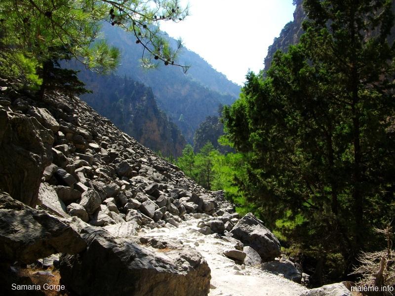 Excursion to Samaria Gorge