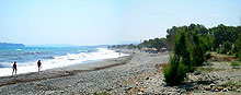 Beach_of_Maleme_village_Greece